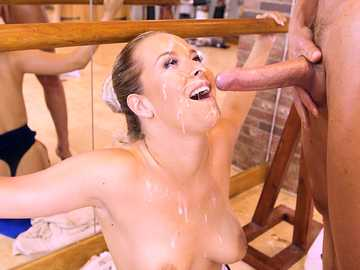 Nikky Dream is an anal fucking ballerina taking cock ass to mouth eagerly